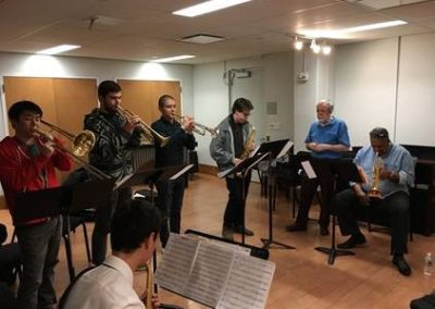 Columbia University Center for Jazz Studies and Louis Armstrong Jazz Performance Program